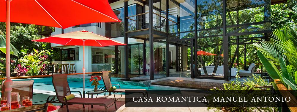 Casa Romantica Manuel Antonio