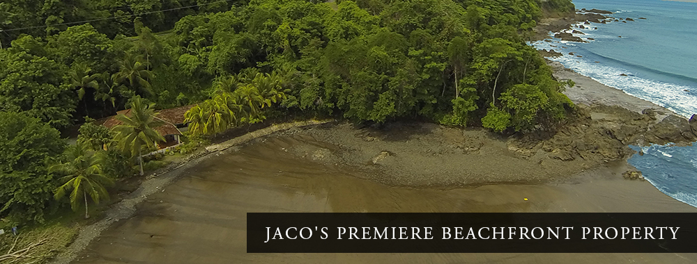 Jaco Premiere Beachfront