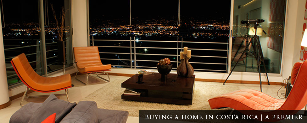 Buying a Home in Costa Rica
