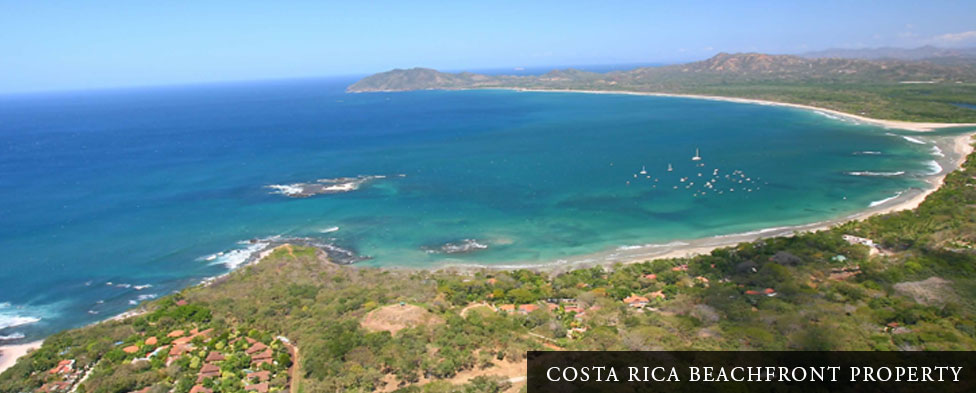 Costa Rica Beachfront Property