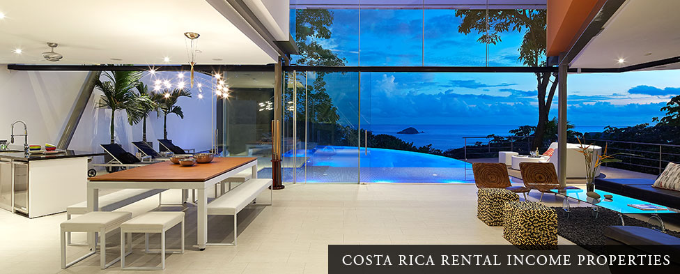 Costa Rica Rental Income Properties