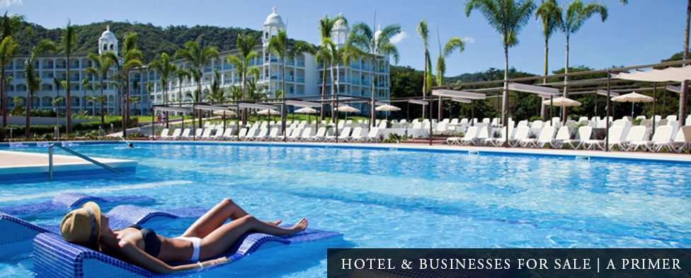 Hotel & Businesses for Sale