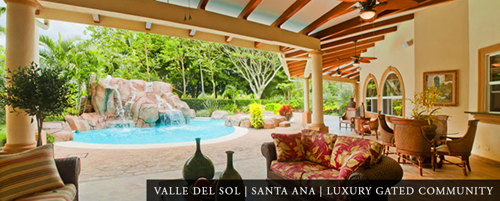 Valle del Sol Santa Ana Luxury Gated Community