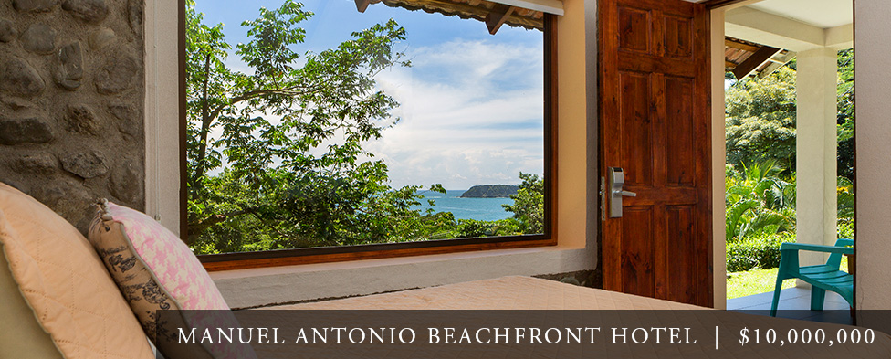 Manuel Antonio Commercial