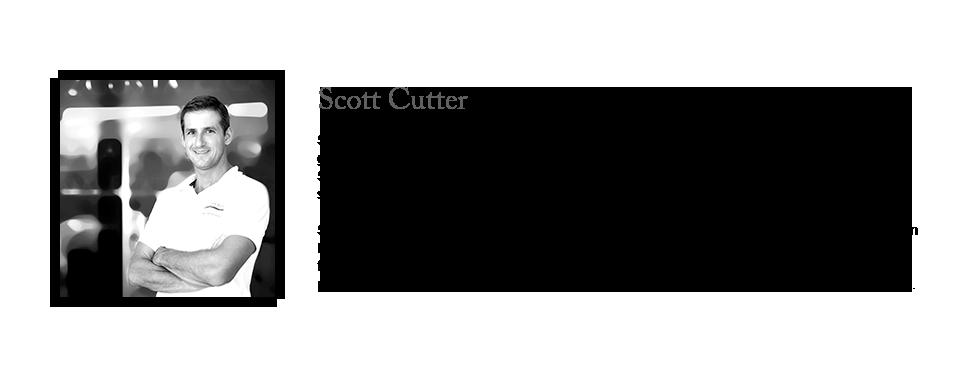 Scott Cutter