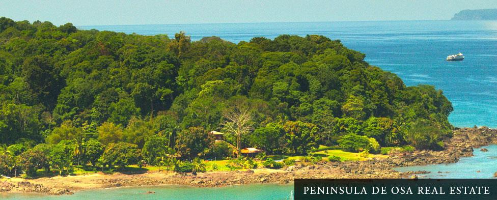 Peninsula de Osa Real Estate